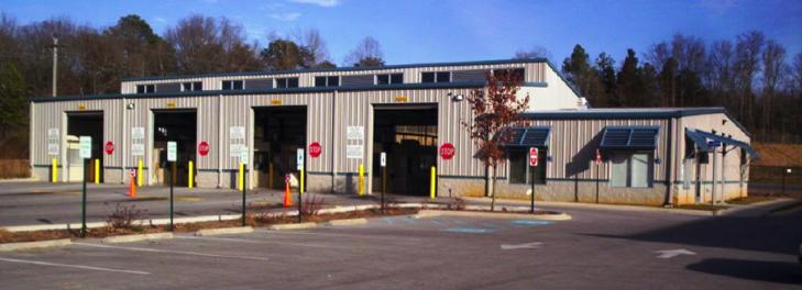 Tennessee TDEC emission testing